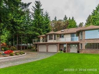 Home in Lantzville, BC
