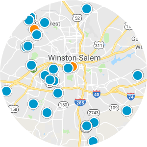 Clemmons Real Estate Map Search
