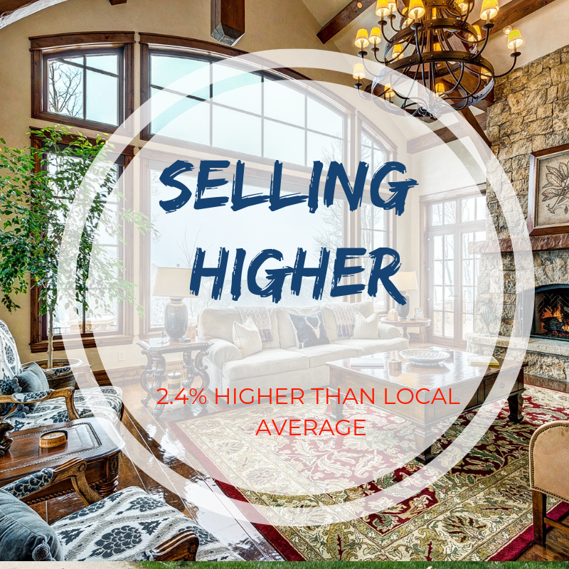 Lisa Waller-Gage, Selling higher