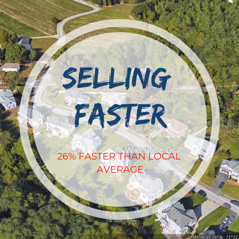 Lisa Waller-Gage, Selling Faster