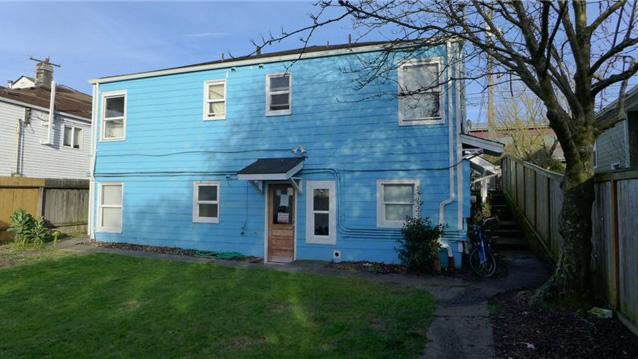 5-Plex for sale in West Seattle