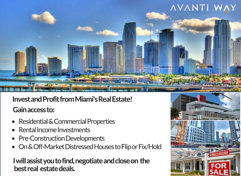 INVEST IN MIAMI REAL ESTATE