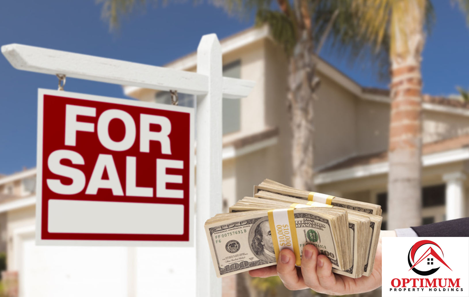 Cash Home Buyers - Close in under 30 days
