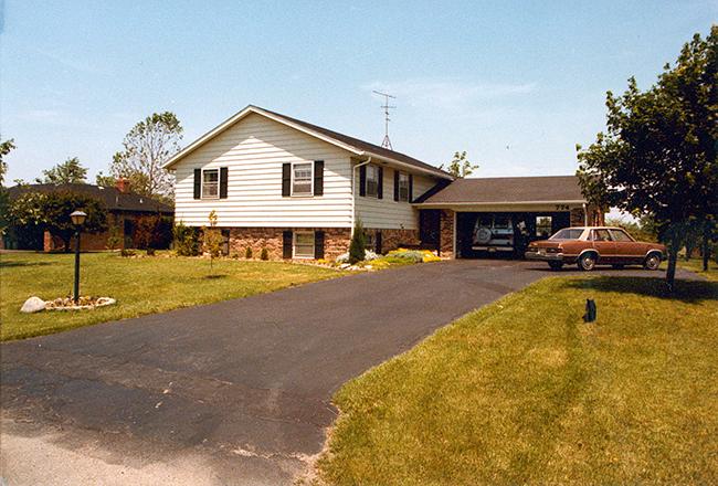 1980s house