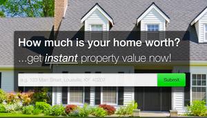 Louisville Home Value