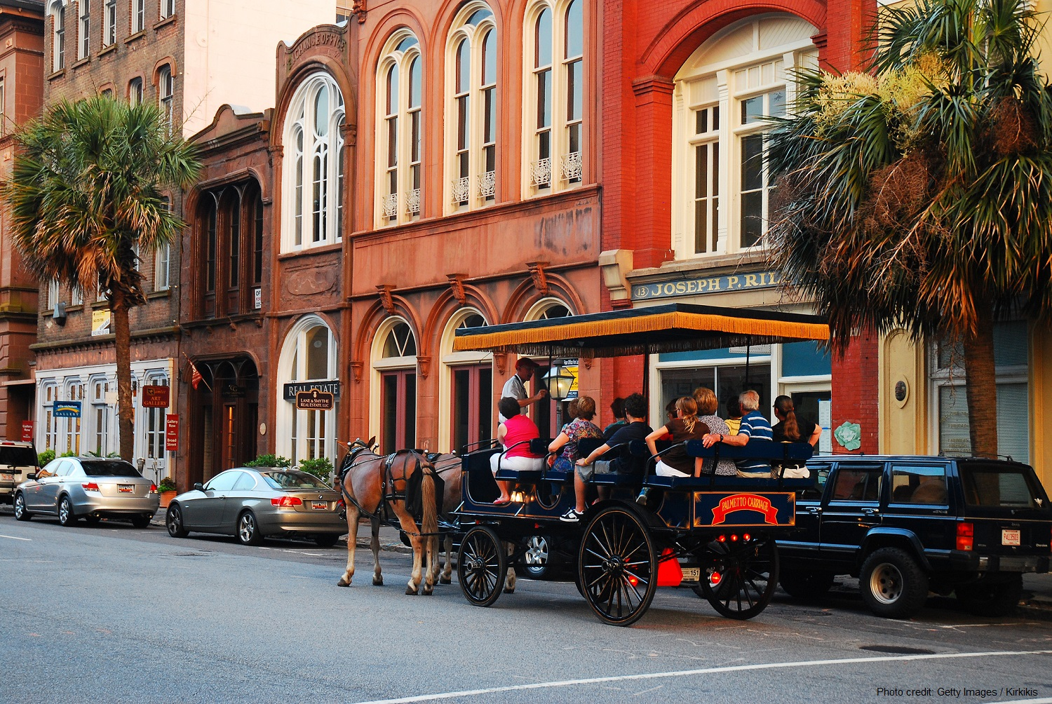 Learn all about Charleston history!