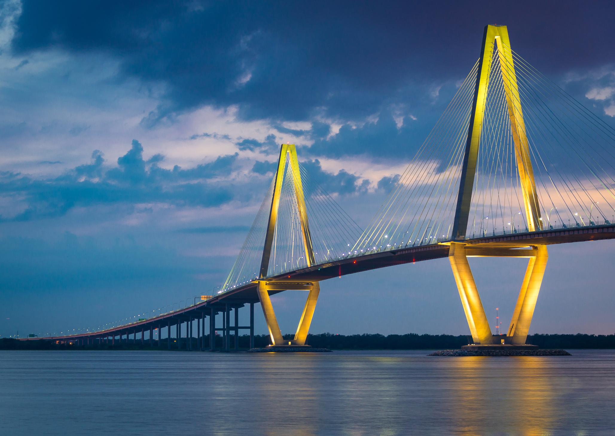 Charleston landmarks