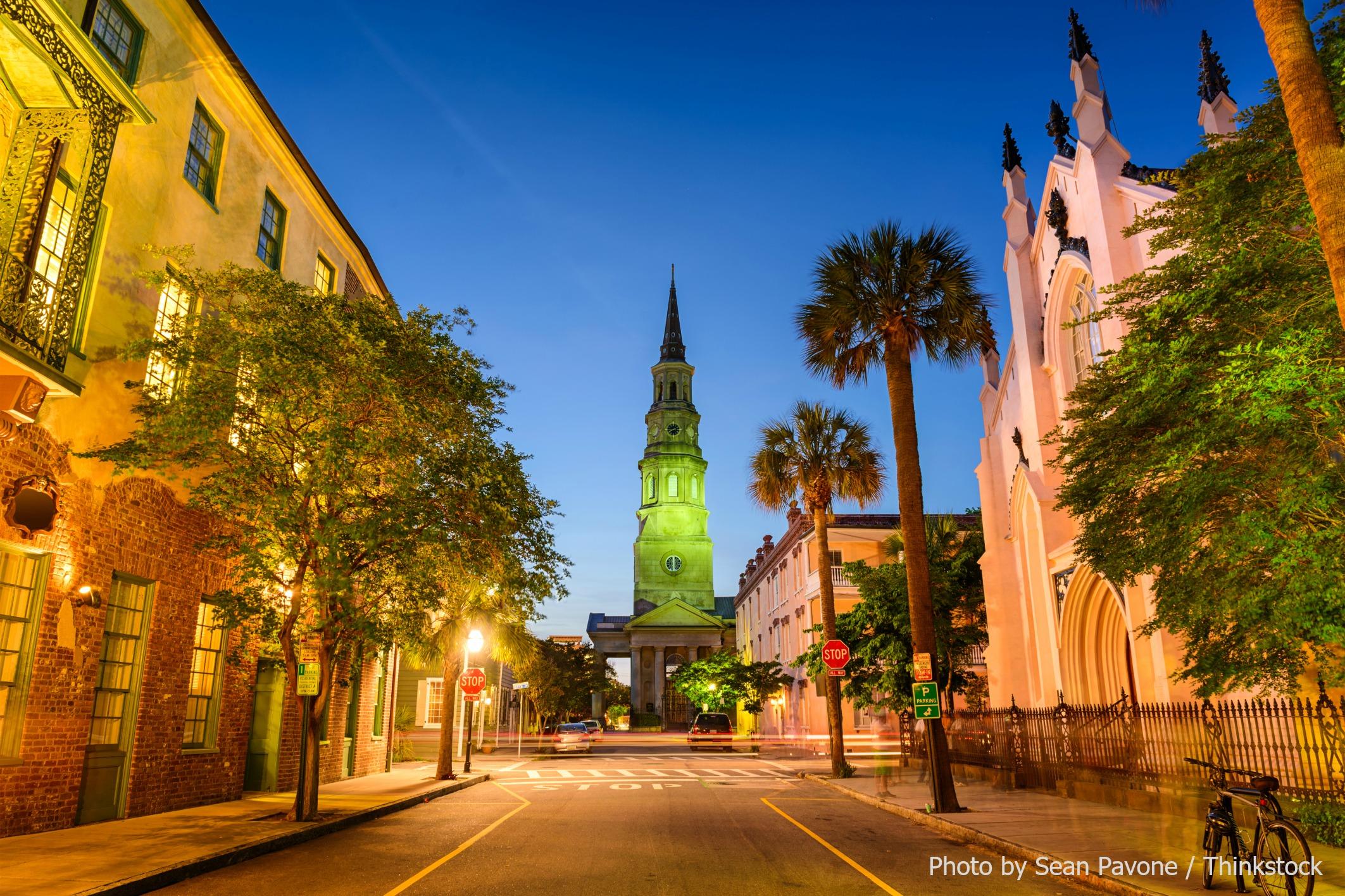 Downtown Charleston Neighborhoods