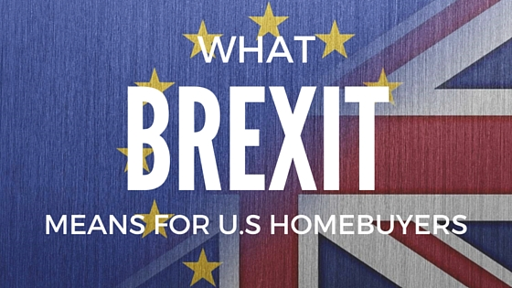 Brexit and the US Real Estate Market