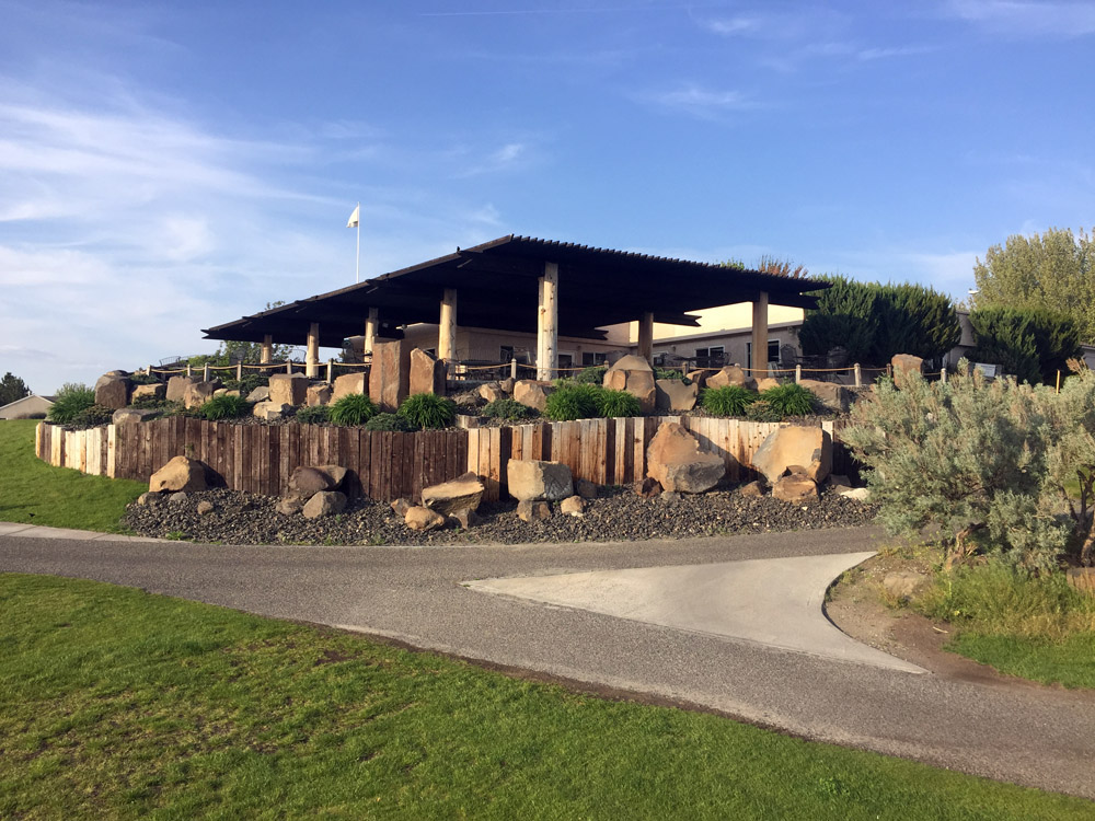 Horn Rapids Golf Course Clubhouse