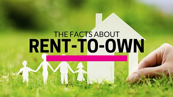 Rent-To- Own