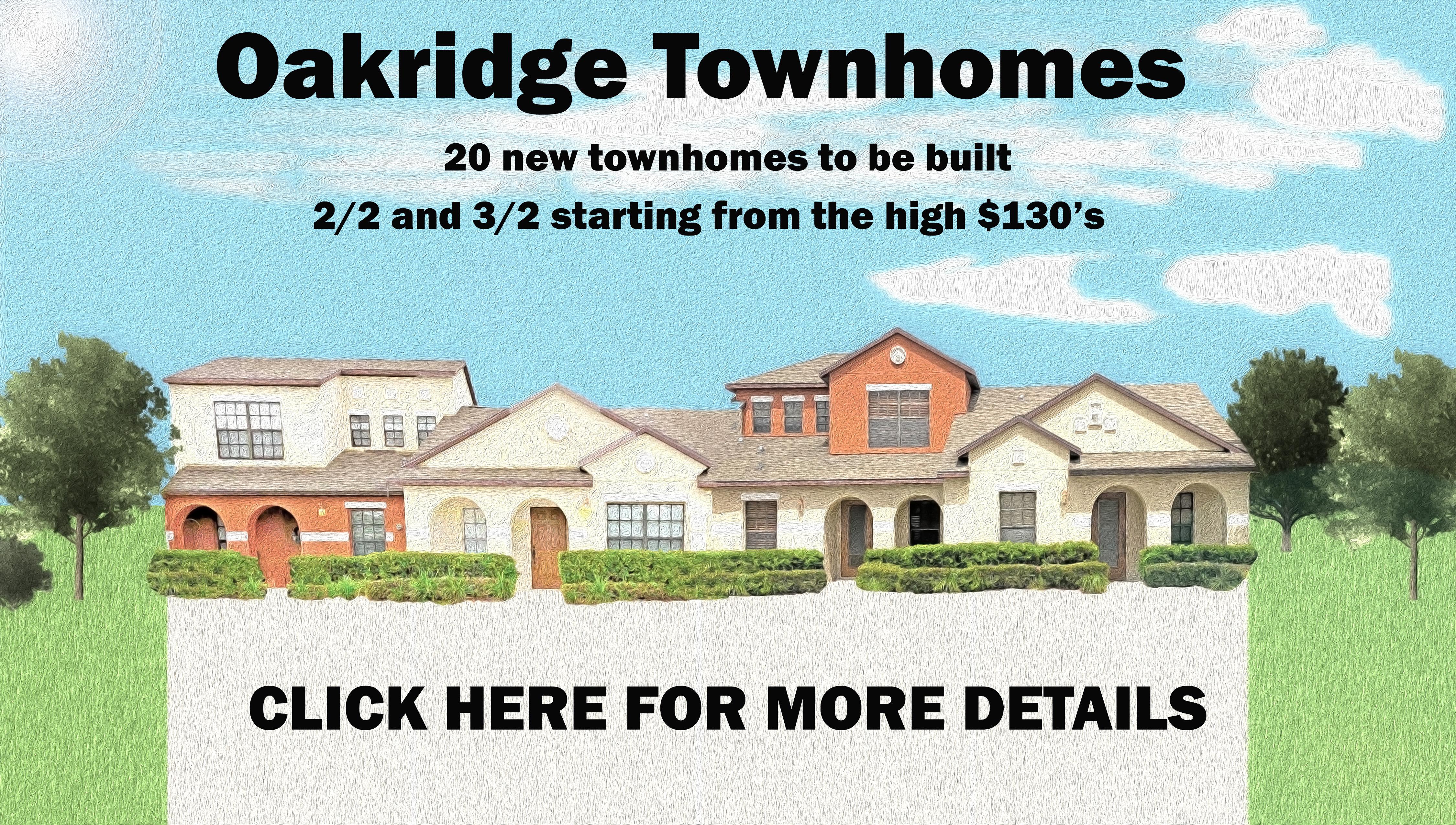 Oakridge link