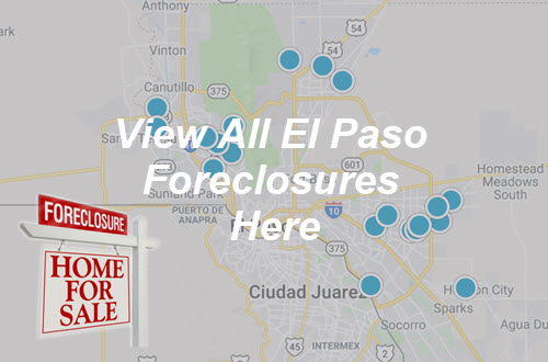 View All Foreclosures in El Paso