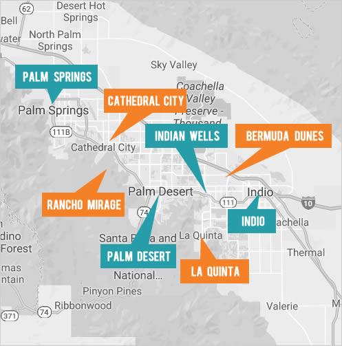 Explore Coachella Valley Real Estate