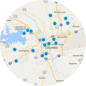 Harbison Real Estate Map Search
