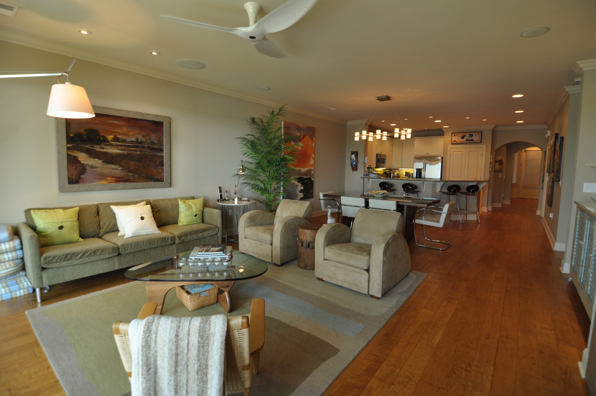 Ladys Island SC waterfront condo for sale