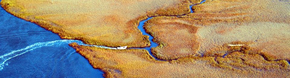 boat-creek-st helena-island-ocean