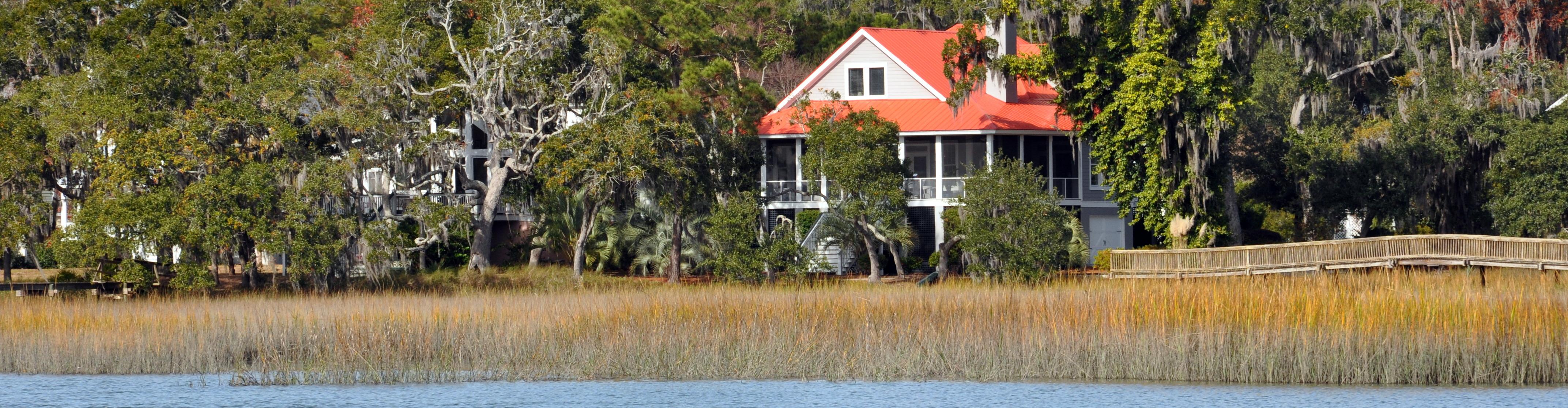 Neighborhoods On Ladys Island Sc