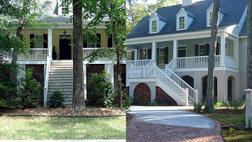 islands of beaufort remodel project