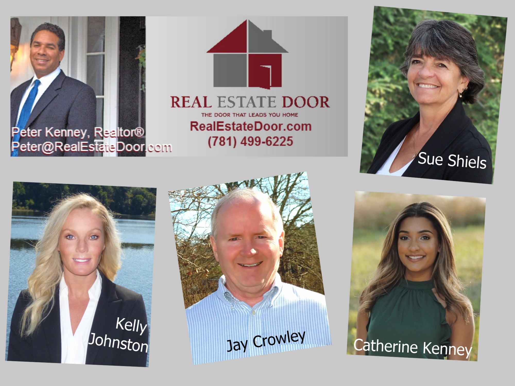Real Estate Door - Podcast Team