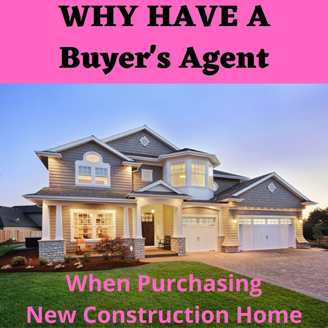 Why hire a buyers agent when buying new construction home