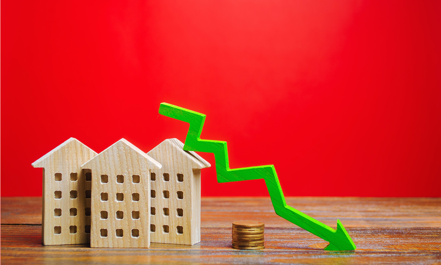 mortgage interest rates dropping