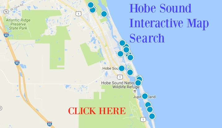 Hutchinson Island Interactive Map