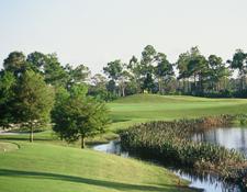 Hammock Creek Golf Club Hole 16