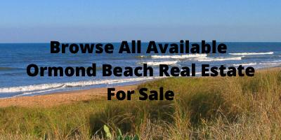 Ormond Beach Real Estate For Sale
