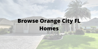 Orange City FL Homes For Sale