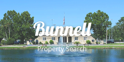 Bunnell FL Property Search