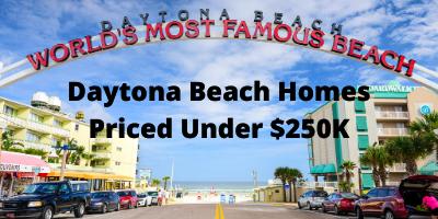 Daytona Beach Homes Priced Under $250K For Sale