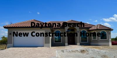 Daytona Beach New Construction Homes