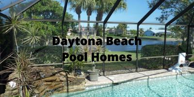 Daytona Beach Pool Homes For Sale