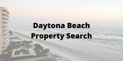 Daytona Beach FL Property Search