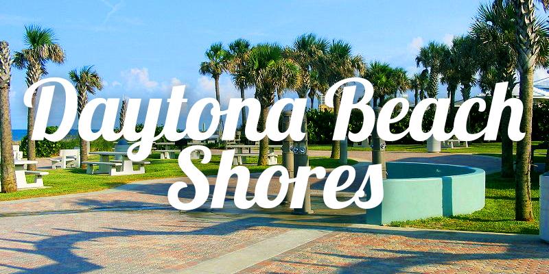 Daytona Beach Shores FL Real Estate