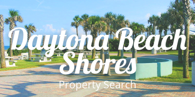 Daytona Beach Shores FL Real Estate Search