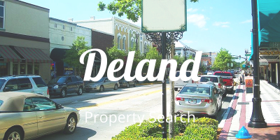 Deland FL Real Estate Search