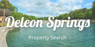 Deleon Springs FL Real Estate Search