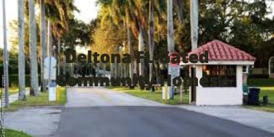 Deltona FL Gated Community Homes
