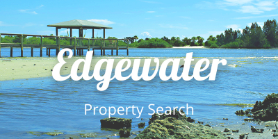 Edgewater FL Real Estate Search