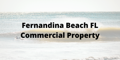 Fernandina Beach FL Commercial Property For Sale