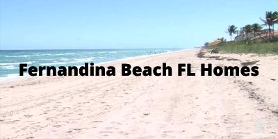 Fernandina Beach FL Homes For Sale
