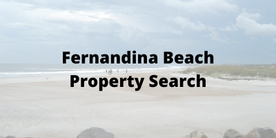 Fernandina Beach FL Property Search