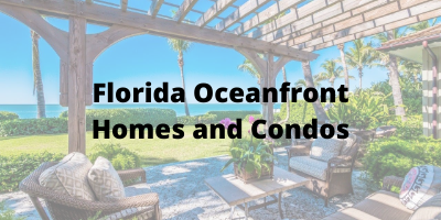 Florida Oceanfront Homes and Condos For Sale