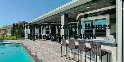 Halifax Plantation Ormond Beach FL Homes Priced Over $400K For Sale