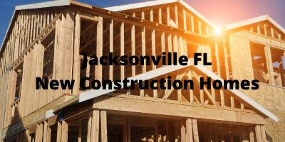 Jacksonville FL New Construction Homes For Sale
