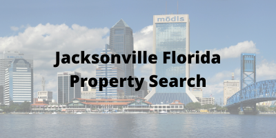 Jacksonville FL Property Search