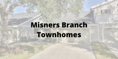Misners Branch Ormond Beach FL Townhomes For Sale