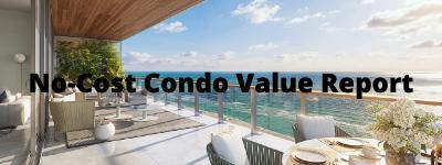Daytona Beach Shores Condo Market Value Report